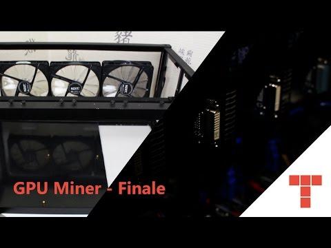 Gehäuse, Hardware Und Fertig - Teil 2 - Ethereum GPU Miner Build