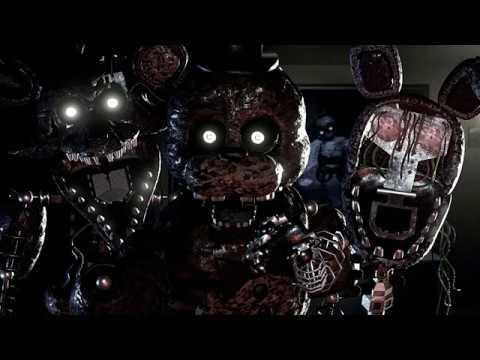 [Fnaf -TJOC:R] All Animatronic´s Ignited  Sings Believer