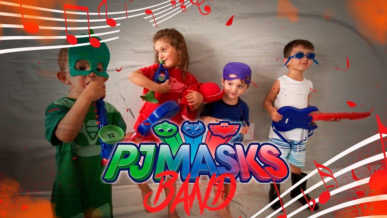 Uma Super banda dos PJ Maks