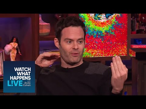 That Time The Rock Threw Bill Hader on SNL  WWHL