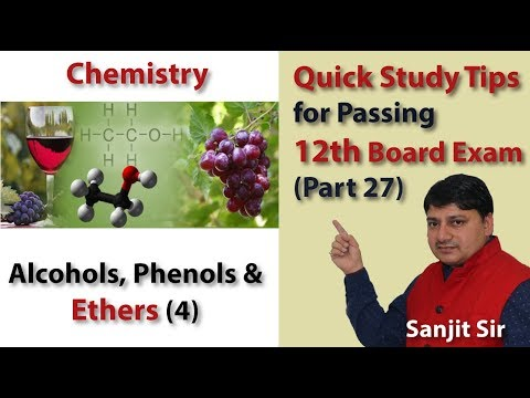 Quick Tips Class 12th Chemistry Exam/Tips/Notes (Part 27