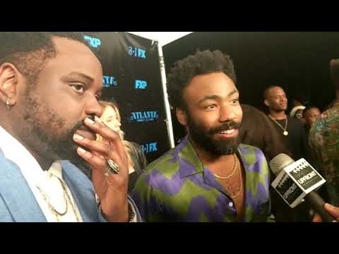Donald Glover and Brian Tyree Henry Discuss Atlanta: Robbin' Season at the Season 2 Premiere