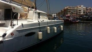Продается парусная яхта Lipari 41 Maestro «Maxim» / Sale sailing catamaran Lipari 41 Maestro(Продается парусная яхта Lipari 41 Maestro «Maxim» подробнее http://mzyachts.ru/yacht-list/lipari_41_maestro-maxim.html -------------- Sale sailing catamaran., 2014-02-21T18:26:02.000Z)