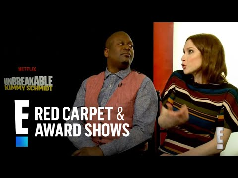"""Unbreakable Kimmy Schmidt"" Actors Spill on Season 3 