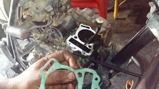 Video moto discover  125   resume aceite por  los empaques del silindro download MP3, 3GP, MP4, WEBM, AVI, FLV April 2018