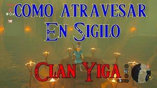 Zelda: Breath of the wild - Como atravesar la guarida del clan Yiga en sigilo. thumbnail