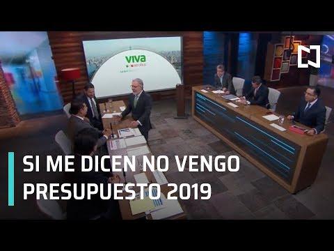 Análisis del Presupuesto 2019: Si me dicen no vengo - Programa Completo 18 diciembre 2019