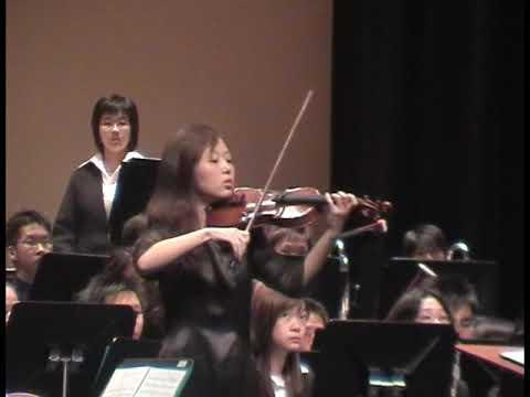 Hong Wu Violin Capriccio For Concert Band Arr C H Loh - Premiere Concert
