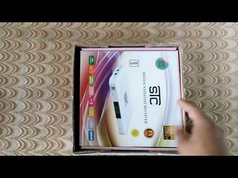 STC H500 Free To Air HD Box, Hdmi, 2 USB Port, Wi-fi Receiver Etc Unboxing (Hindi)