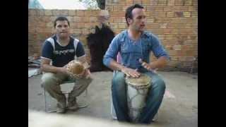 ALABE SERGIO CANTA POMBA GIRA MARIA QUITERIA.......URUGUAIANA RS