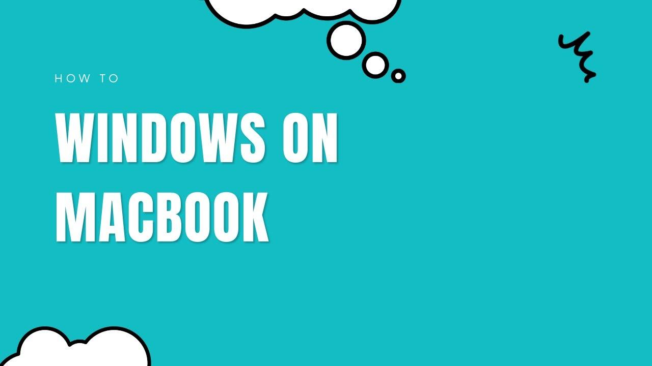 how to run bootcamp on macbook air