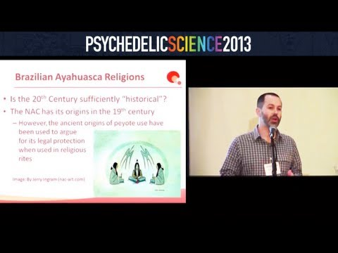 The Expansion of Brazilian Ayahuasca Religions: Law, Culture, and Locality - Kevin Feeney