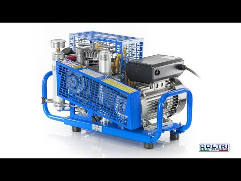 HOW IT'S MADE MCH 6 COLTRI COMPRESSORS - ENGLISH