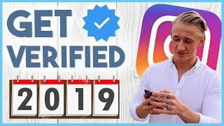 💎 How to ACTUALLY Get Verified On Instagram For FREE - Get Blue Tick on Instagram in 2019 💎 thumbnail