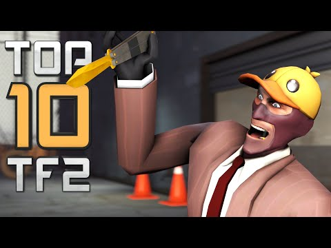Top 10 TF2 Plays - The Biggest Backstab You've Ever Seen? (2019 E13)