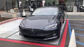 2018 Tesla Model S Delivery & Intro