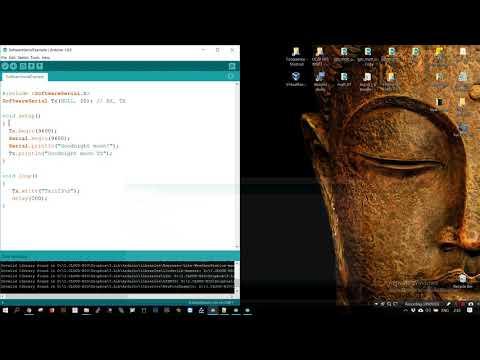 Arduino JsonParser SoftwareSerial Ep.4