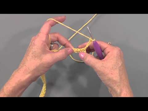 Knit A Mesh Stitch For A Market Bag, From Knitting Daily TV Episode 1403 With Vickie Howell