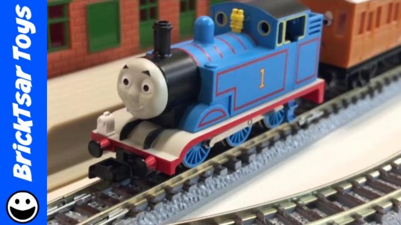 Tomix Thomas N Scale Train Repair! - YouTube