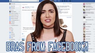 I bought the first 5 things Facebook recommended to me! I've never clicked any of my Facebook suggested posts, so I decided to click some and buy some to ...
