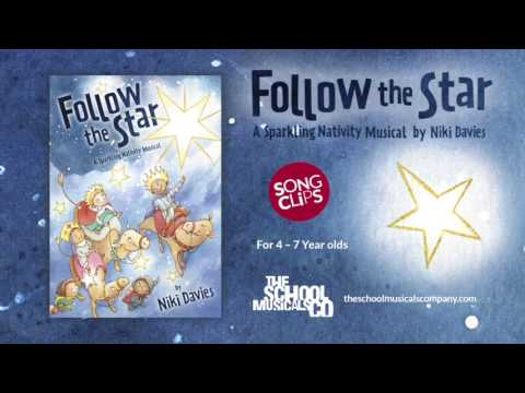 Follow The Star by Niki Davies - A Brand New Nativity - Song Clips