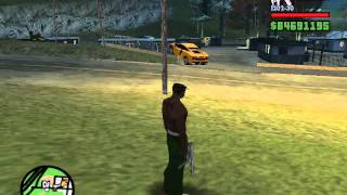 GamePlay GTA San Andreas #093 (Ohne Cheats / No Cheats!)