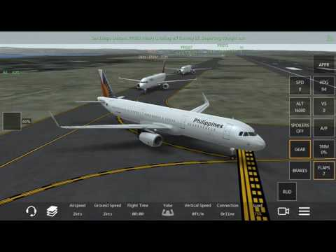 Infinite flight a321 Philippines event live