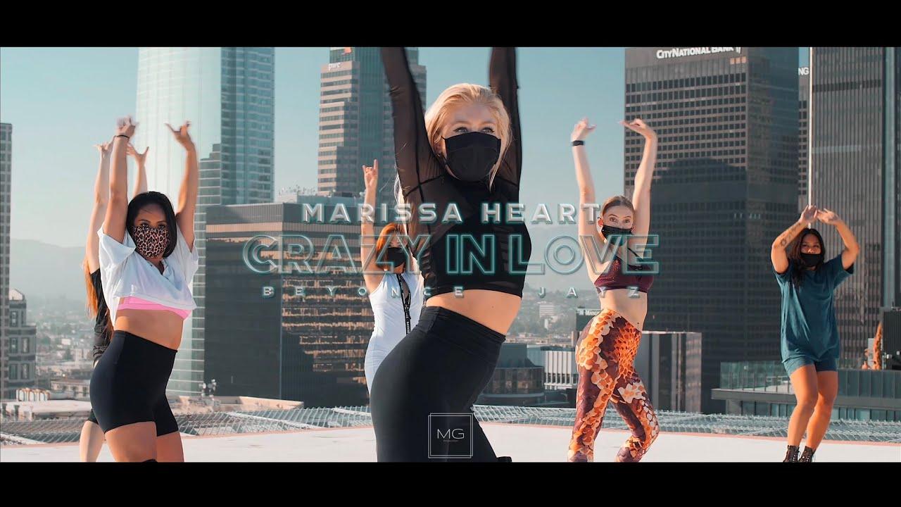 Crazy In Love - Beyoncé - Choreography by Marissa Heart - Heartbreak Heels