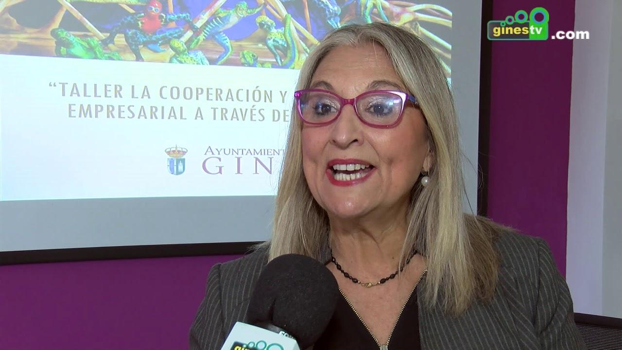 Gines conmemora el Día Internacional de las Mujeres Emprendedoras con una jornada de 'Networking'