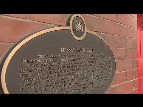 Renovating Massey Hall, an iconic Toronto music venue