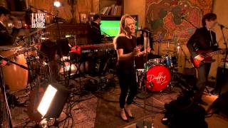Duffy - Live@Home - Part 1 - Well Well Well, Keeping My Baby, Endlessly