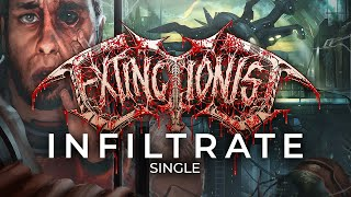 EXTINCTIONIST - INFILTRATE [SINGLE] (2020) SW EXCLUSIVE
