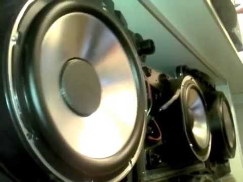 ANDROMEDA JUANMANUELIJO TEST SONY MHC GTR88  YouTube