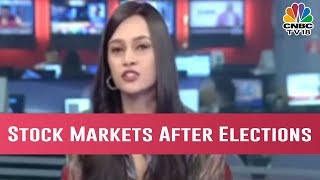 Indian Stock Markets After Elections, NIFTY & SENSEX Touch All Time Highs And Then Fall