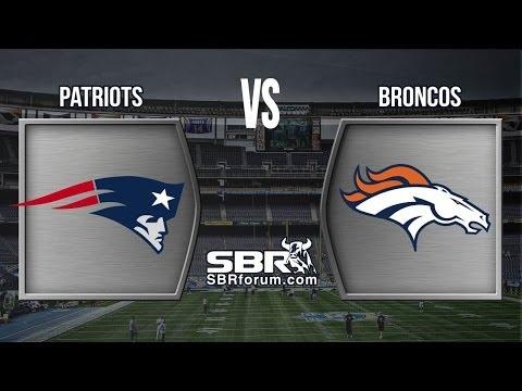 Patriots vs Broncos | Juego de Campeonato de la AFC