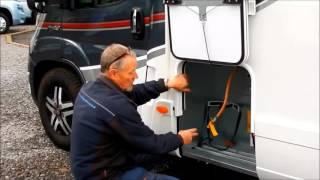 Tyne Valley Motorhomes Auto Trail Handover Video