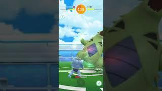 Pokémon GO 2018 07 16 Ttar raid - 40 candies thumbnail