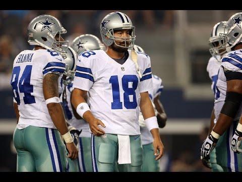 The Dallas Cowboys Have Released Quarterback Kyle Orton, Retirement Next?