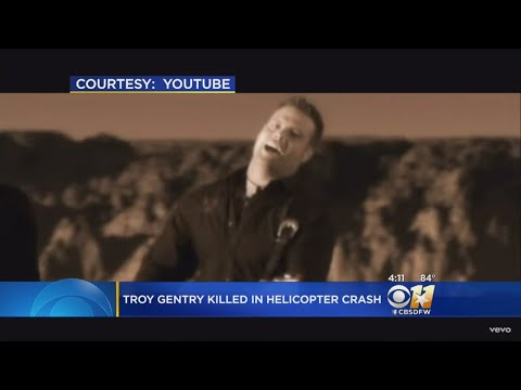 Montgomery Gentry Band Member Dies In Helicopter Crash