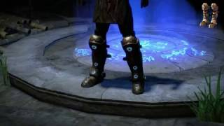 Path of Exile: Stormcaller Boots