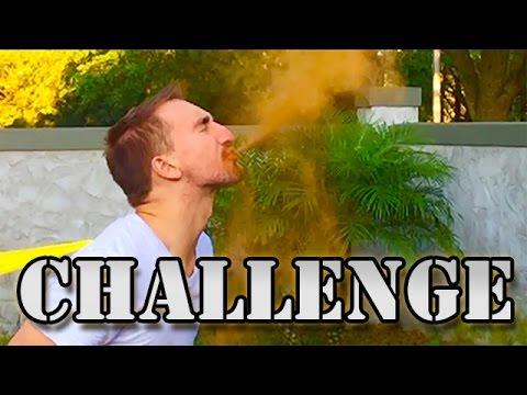 Cinnamon Challenge w/ BajanCanadian, Lachlan and xRPMx13