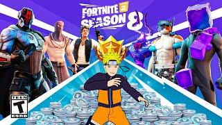 Fortnite Chapter 2 - Season 8  Battle Pass Gameplay Trailer