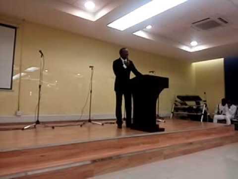 Rev Femi Ogundare ministers in Doha,Qatar 04-8-17