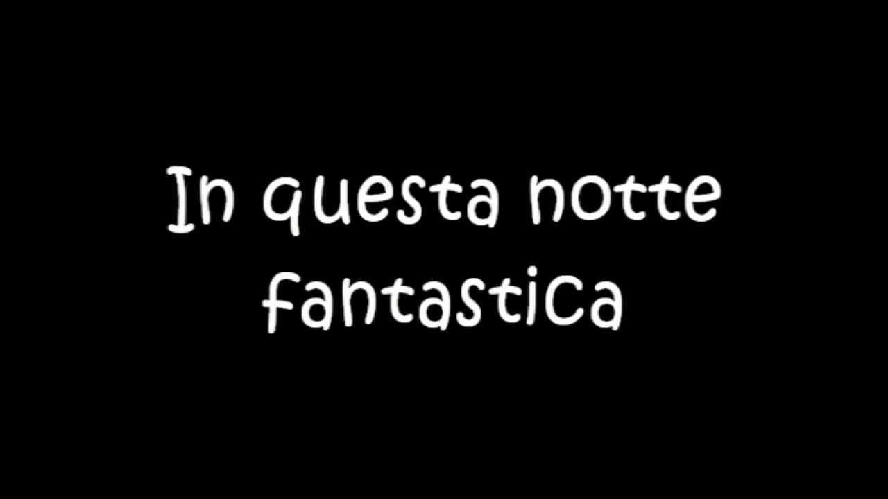 Ti Porto Via Con Me Lorenzo Jovanotti Cherubini Video