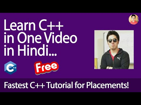 c++-tutorial-for-beginners:-learn-c-plus-plus-in-hindi