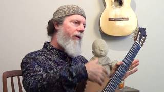 Andrew York - Improvisation for Solo Guitar Pt 4 - Strings By Mail Lesson Series