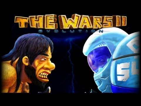 The Wars II Evolution Gameplay HD - For iPhone/iPod Touch/iPad