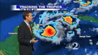 WESH 2 meteorologist Jason Brewer's update on Hurricane Paula.