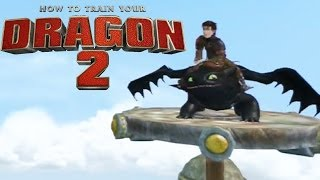 How To Train Your Dragon 2 - Toothless Attack Gameplay Overview  [PS3/XBOX360/Wii]