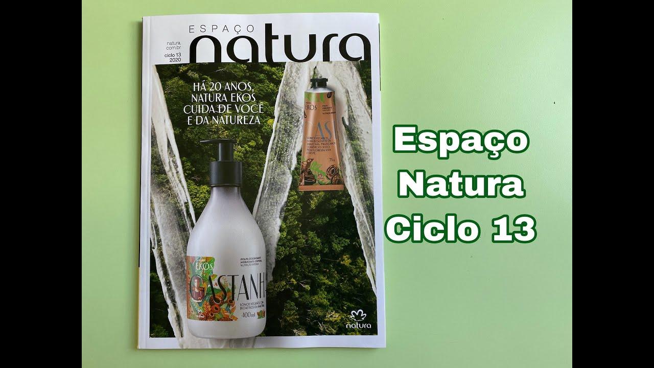 Revista Espaço Natura - Ciclo 13 de 2020
